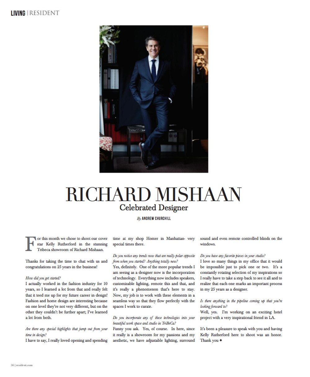 Richard Mishaan Design