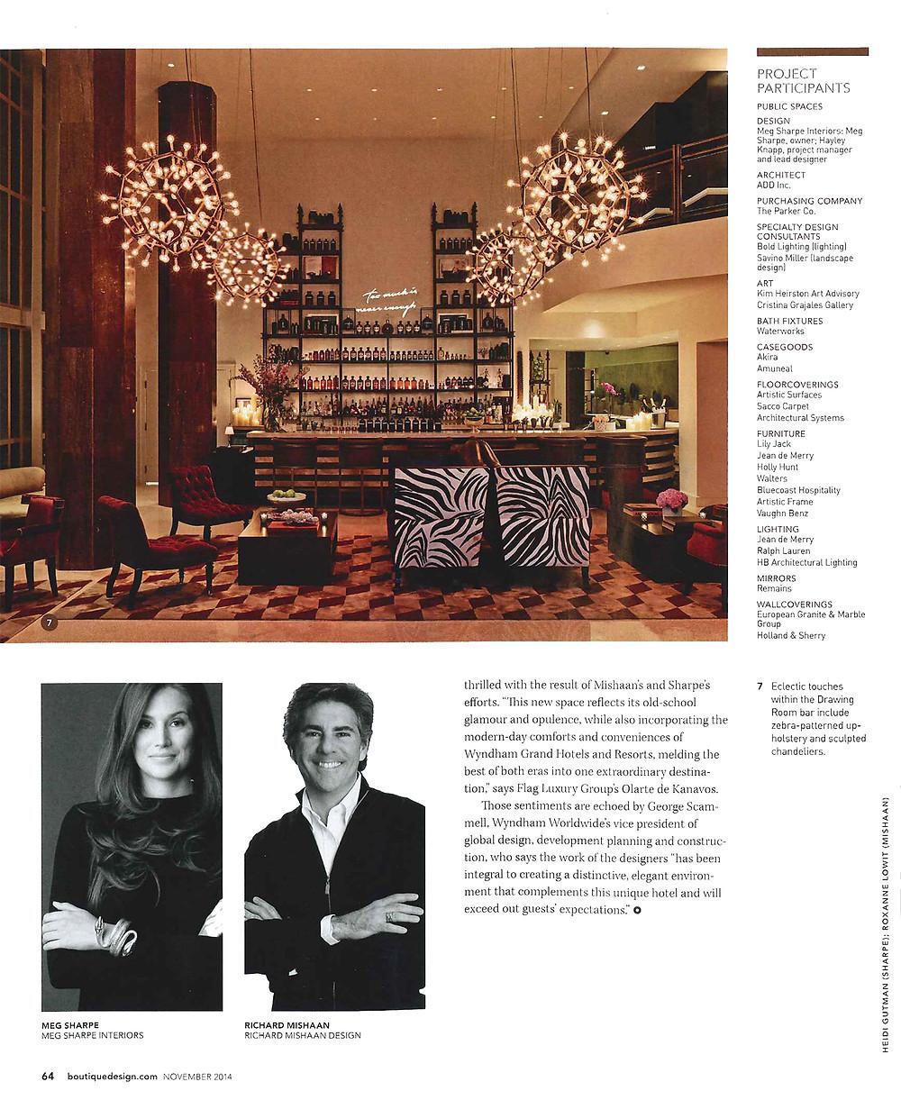 Richard Mishaan Boutique Design Magazine