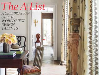 Elle Decor June 2015: The A-List