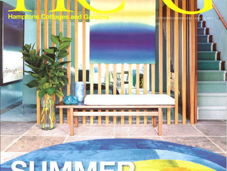 """Hamptons Cottages & Gardens July 15, 2017: """"Style Setters"""""""