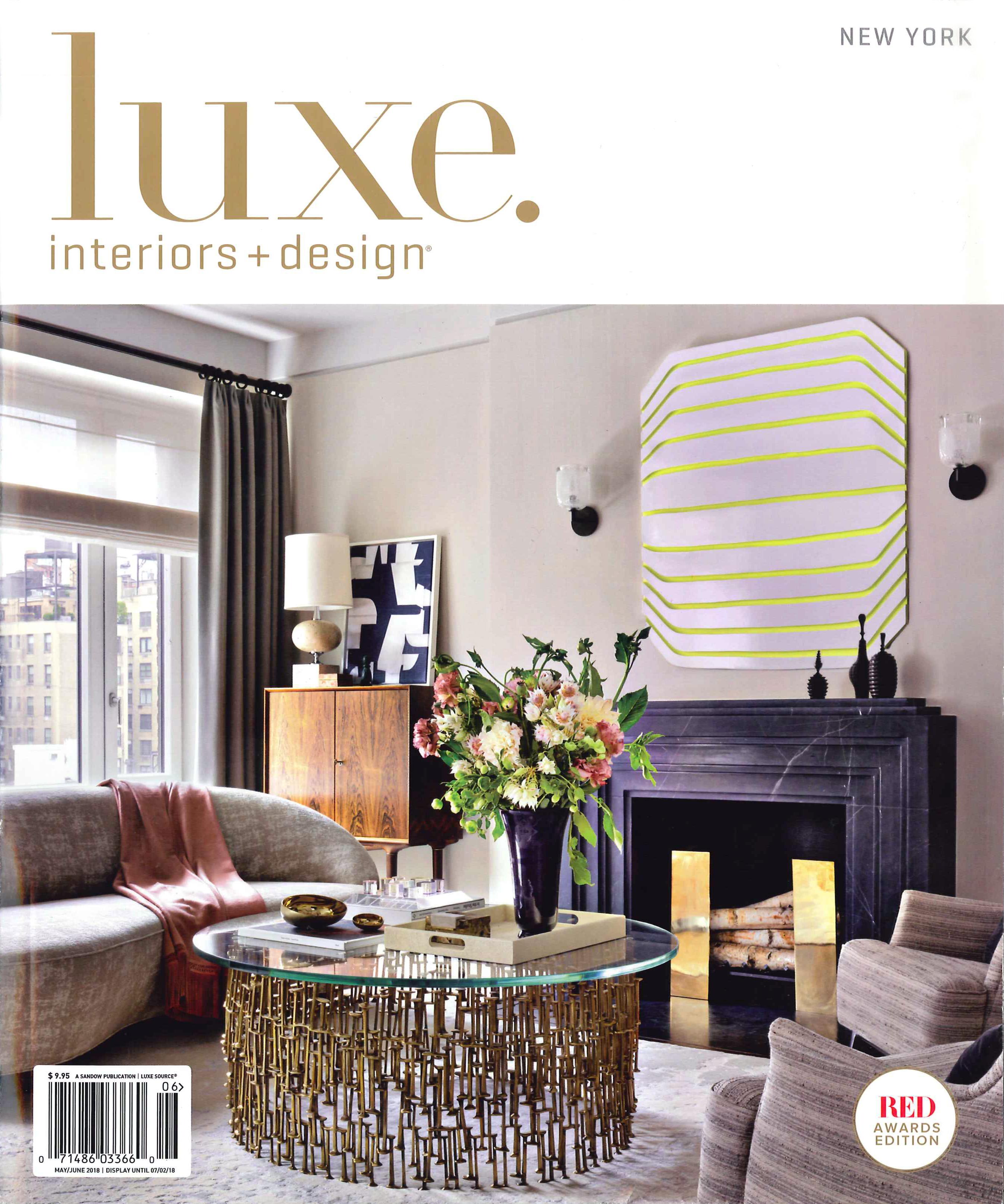 Luxe Interiors May June 2018 Market Trend