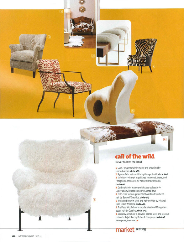 Richard Mishaan Furniture for Bolier & Company