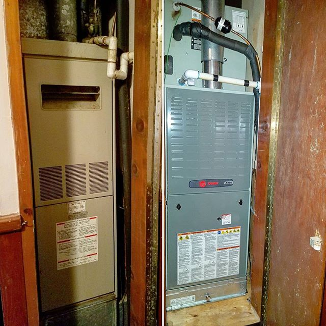 Before and After.jpgNew 80,000 BTU Trane 80% AFUE gas furnace with a 2_ EZ filter box.jpgIt also got