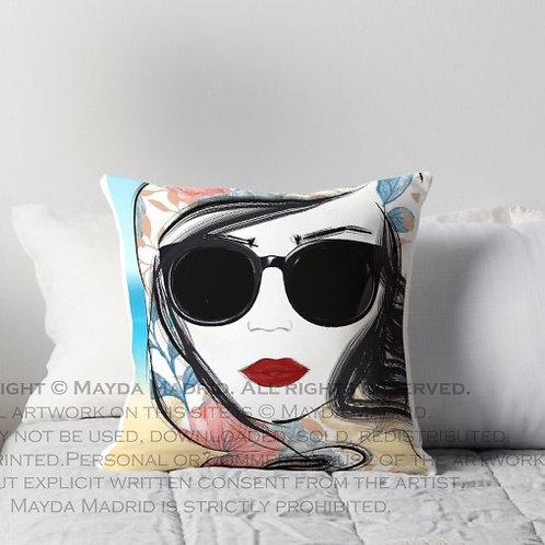 Scenic Route Fashion Cushion