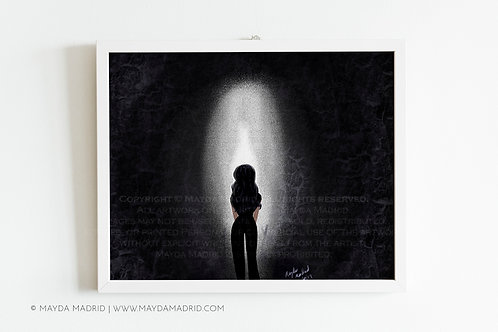 Journey | Art Print | Wall Art