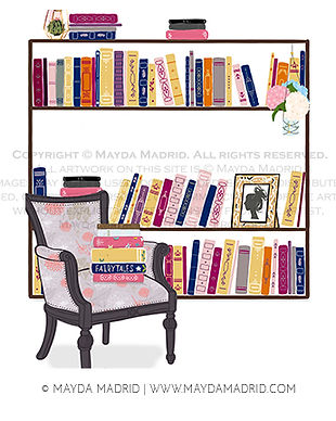 My Pink Library- Mayda Madrid.jpg