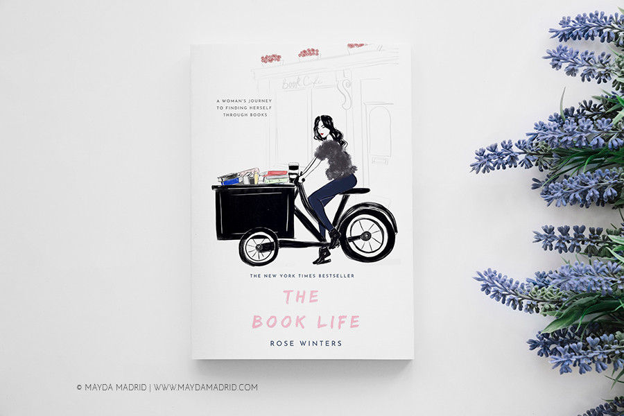 The Book Life- Book Cover-Rose Winters-M