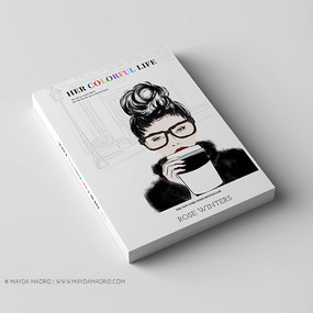 Her Colorful Mind-1 Book Cover- Rose Win