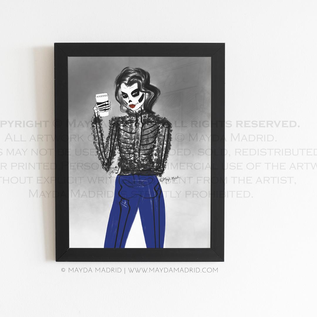 Ms. Skeleton's Addiction- Mayda Madrid.j