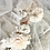 Thumbnail: Nieve Couture Floral Nude Headband