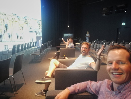 Vereins-Vorstandstreffen im Port Innovation LAB von Schindler