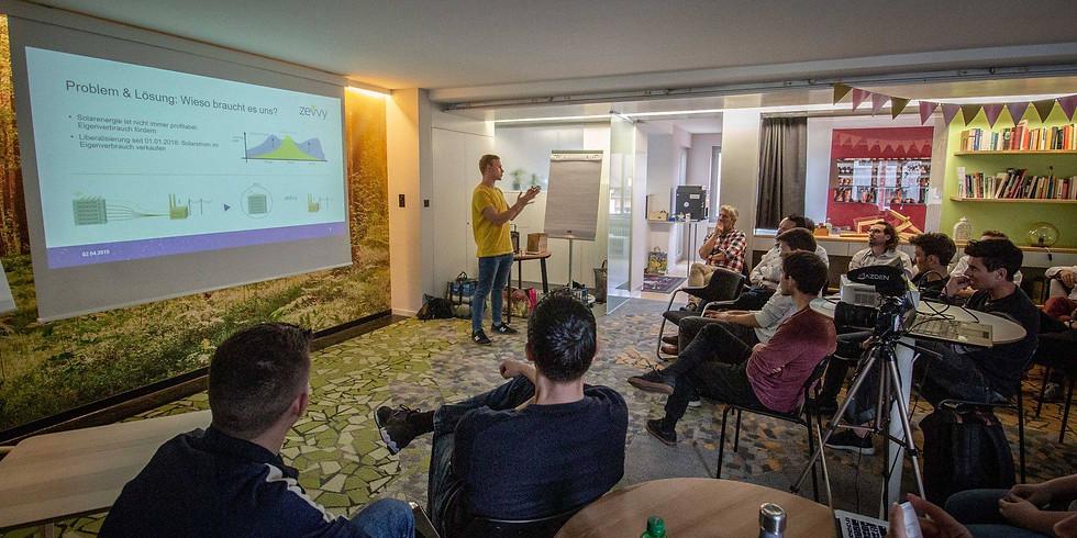 Restart Coworking - Communitytreffen Luzern