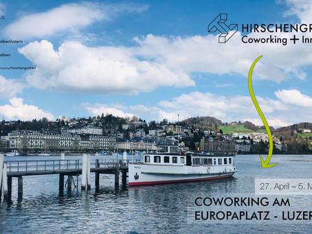 Hirschengraben @Europaplatz - Luzern