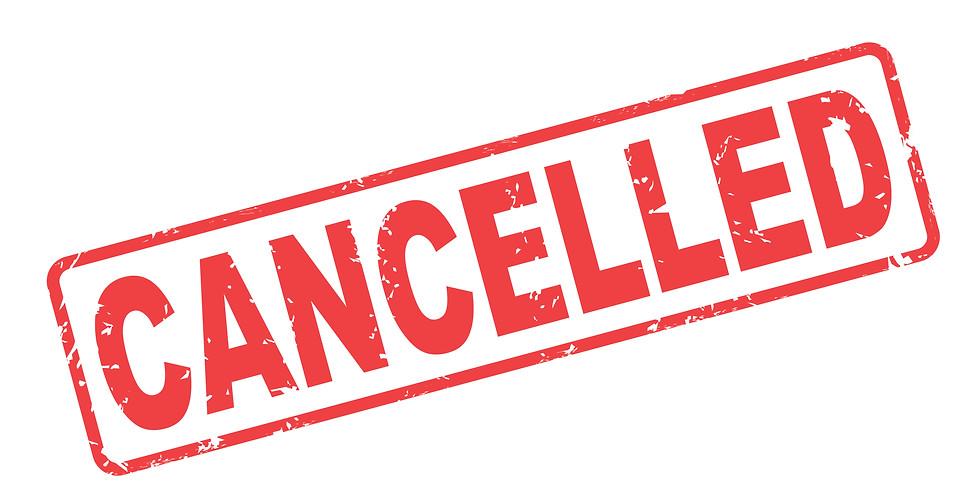 diverse Veranstaltungen bis und mit 19. April abgesagt