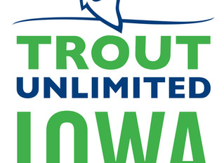 Trout Unlimited Iowa Council Update