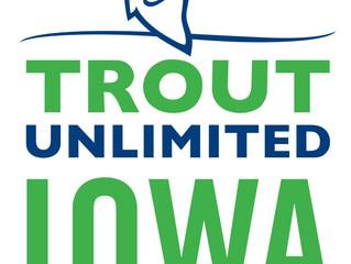 Trout Unlimited Iowa Council Update
