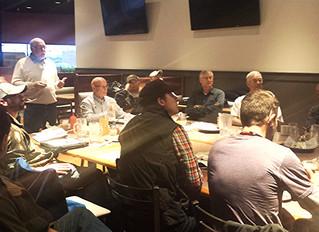 Bob Riley speaks to TU North Bear