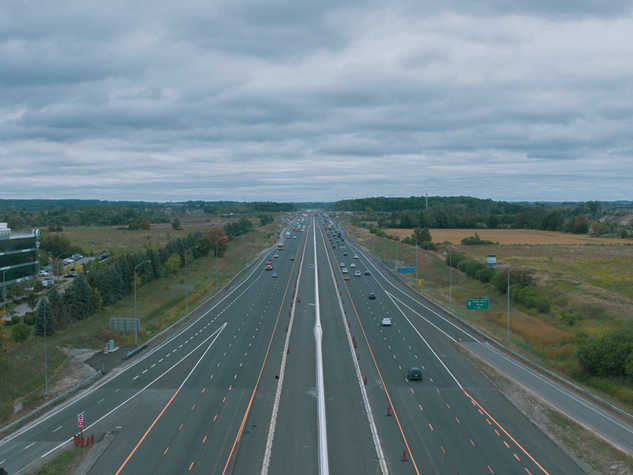 Autoroute 404, Ontario, Toronto