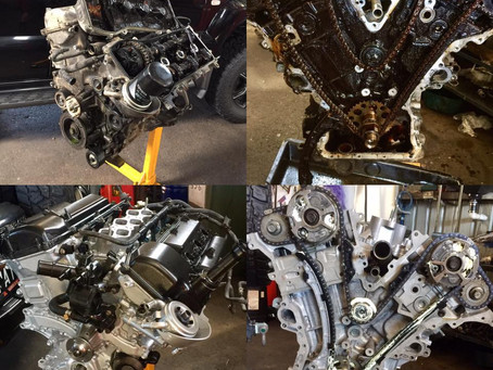 Do I recondition my engine or buy a wreckers engine 2nd hand is the question ?