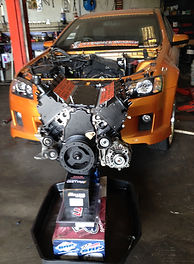 l98 supercharger upgrade Ls2 Engine build ve commodore