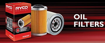 ryco oil filters polen filters and fuel filters best quality in our logbook service