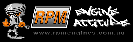 1. RPM Engine Attitude logo, RPM Engine Attitude sunshine coast brand