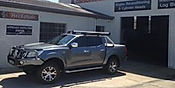 "navara np300 2"" suspension lift kit"