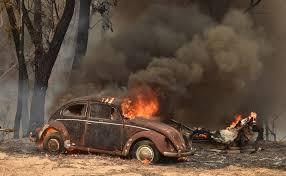 Australian Bush fires 2019/2020