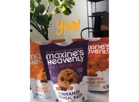 Maxine's Heavenly update