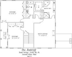 Radcliff Second floor