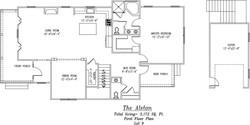 Alston First Floor Plan