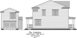 Gadsden Left Elevation