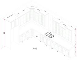 Lot 1 Kitchen A-B