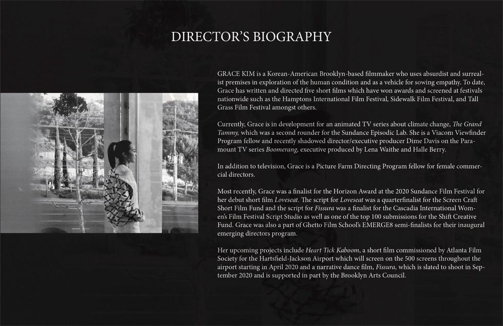 Director's Bio