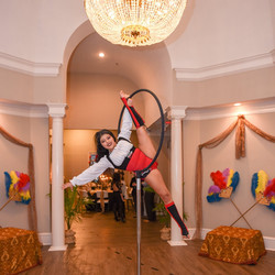 Pirate Lollipop Aerialist