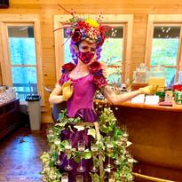 Fairy Champagne Skirt