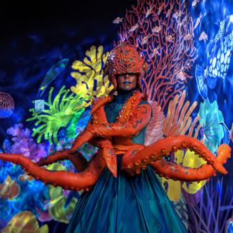 Aquatic Costume Line - Cecaelia