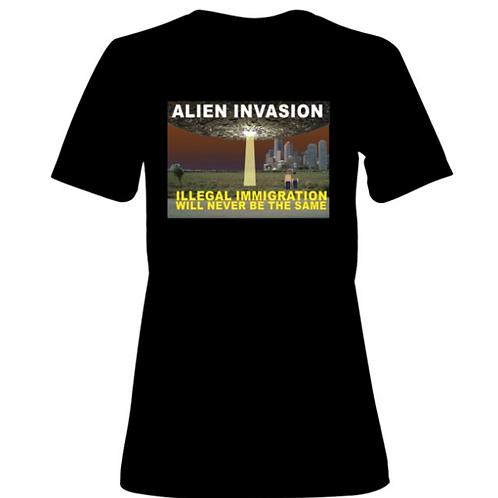 Gurus - Alien Invasion Ladies