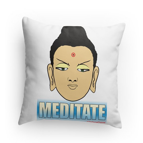 Buddha - Meditate Pillow