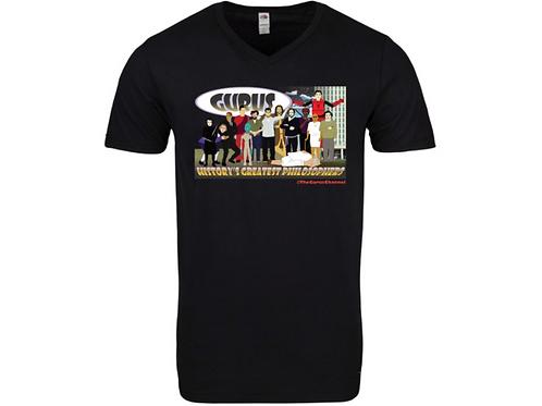 Gurus Group - Shirt Black