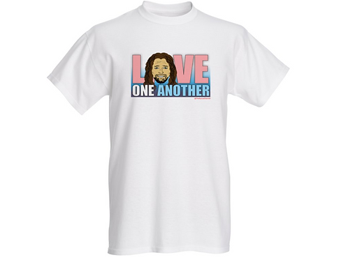 Jesus Love - Shirt White