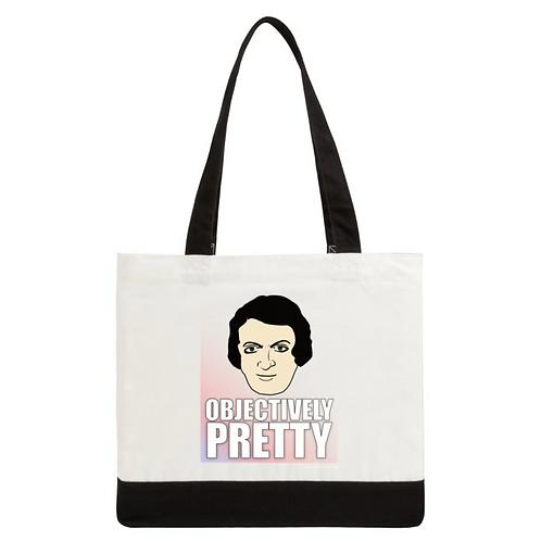 Ayn Rand - Objectively Pretty Canvas Bag