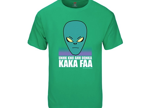 Jerome Kaka Faa - Shirt Green