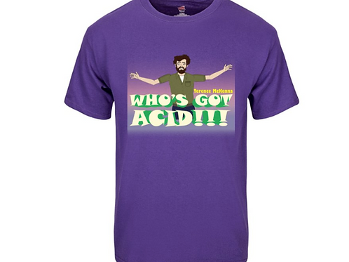 McKenna Acid - Shirt Purple
