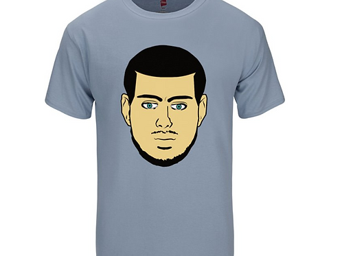 Eisen Face - Shirt Gray