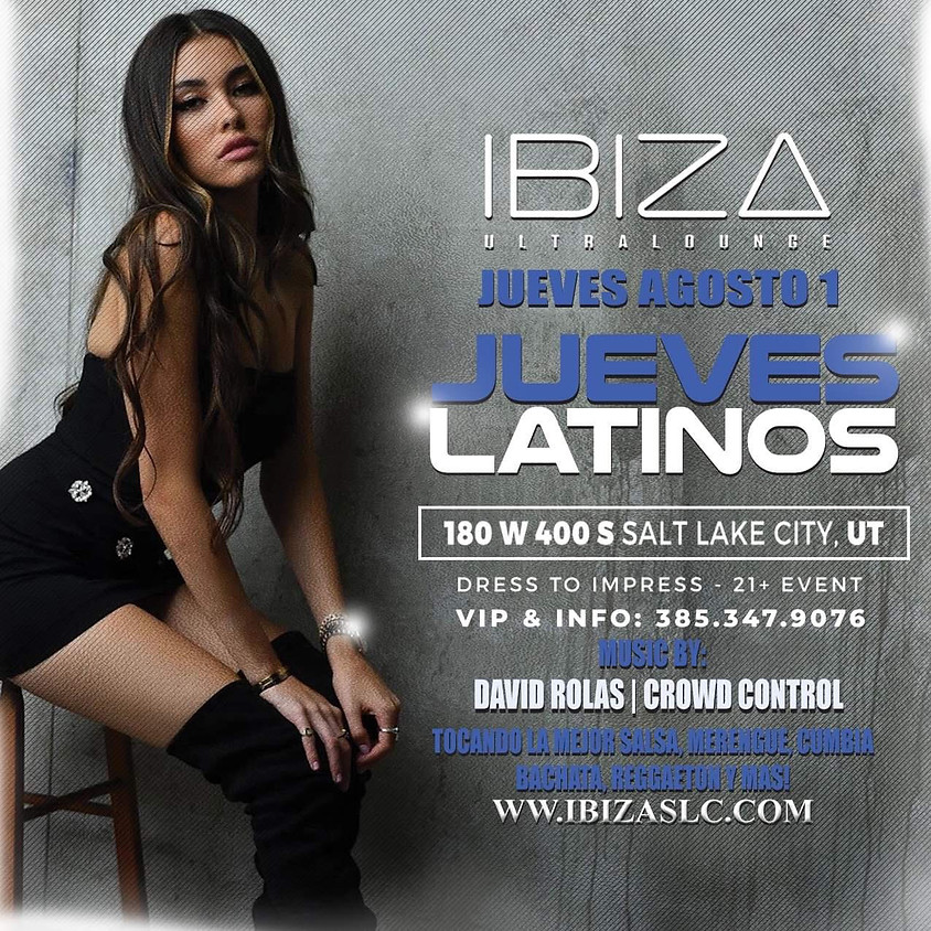 Jueves Latinos!