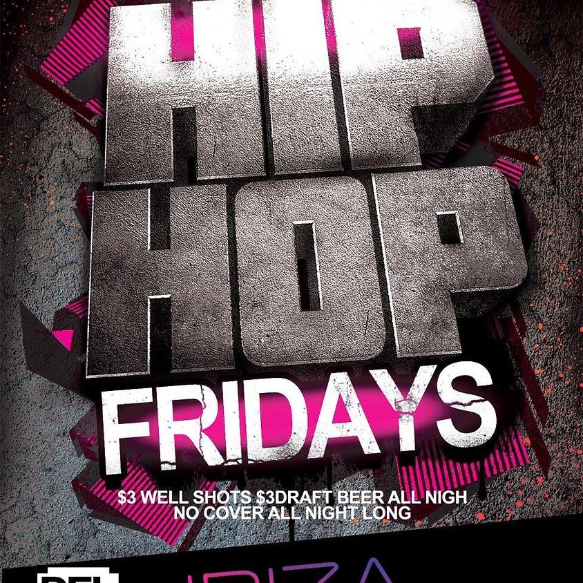 Hip Hop Friday - @ibizaslc - DJ Delmaggio