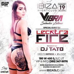 Vibra Sabados Latinos - Lectra Fire 6-19