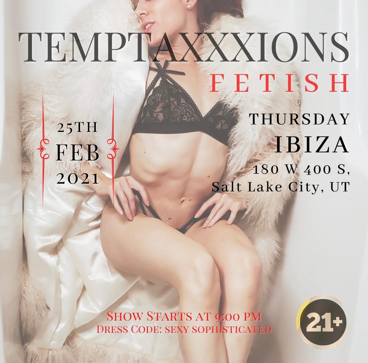 Temptaxxxions Fetish 2-25-2021
