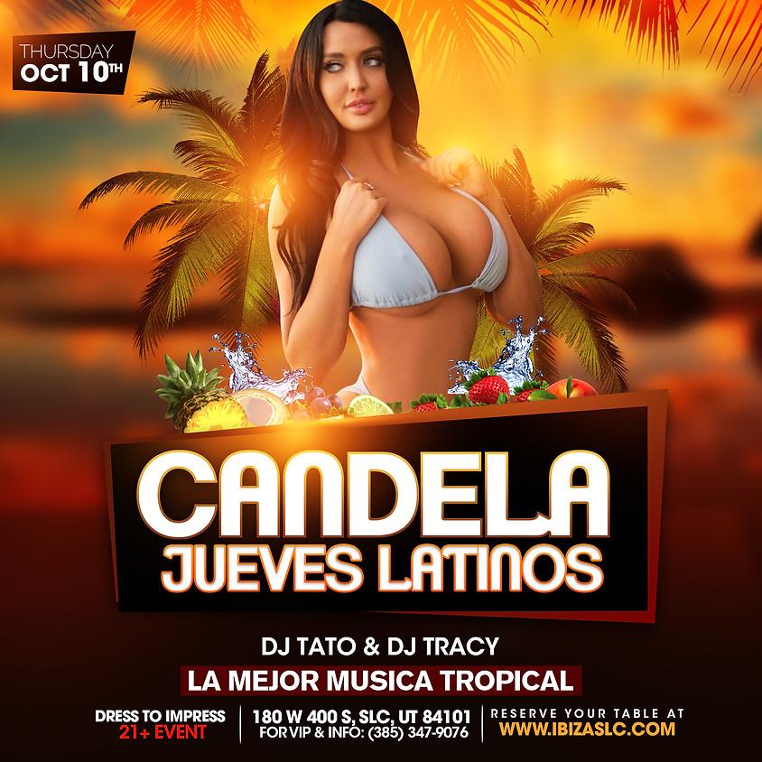 Candela Jueves Latinos!